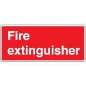 Fire safety sign - Fire Extinguisher 060